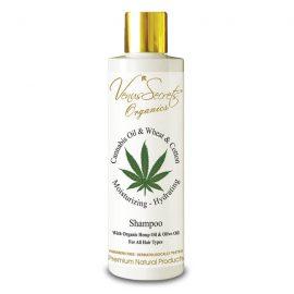 Shampoo with Cannabis Oil and Wheat 250ml