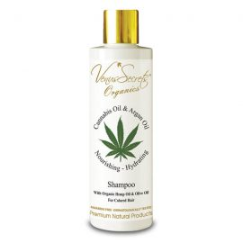Shampoo with Cannabis and Argan Oil 250ml