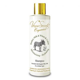 Shampoo with Donkey Milk, Wheat and Cotton 250ml