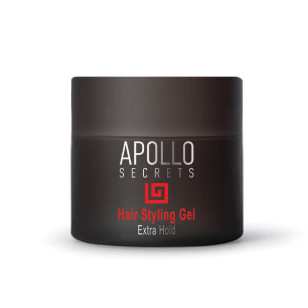 Hair Styling Gel Extra Hold 200ml