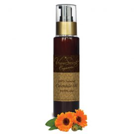 99,99% Natural Oil with Calendula Oil 100ml