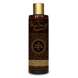Shampoo with Argan Oil Olive and Aronia 250ml