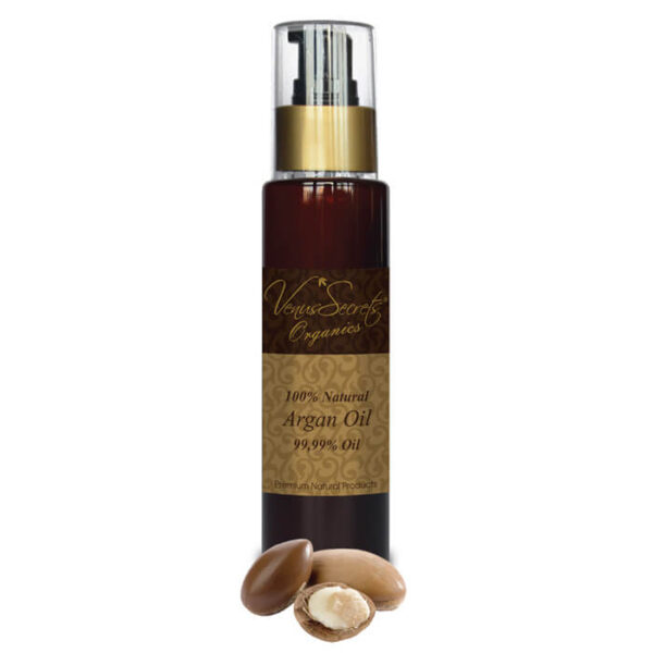 99,99% Natural Oil with Argan Oil 100ml