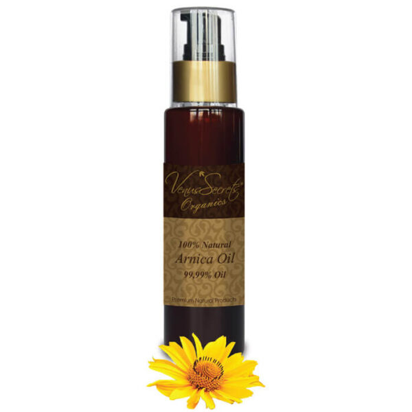 99,99% Natural Oil with Arnica Oil 100ml