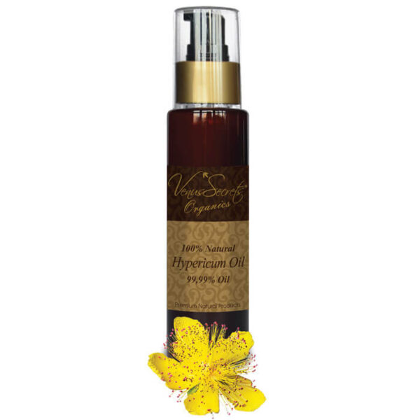 99,99% Natural Oil with Hypericum Oil 100ml