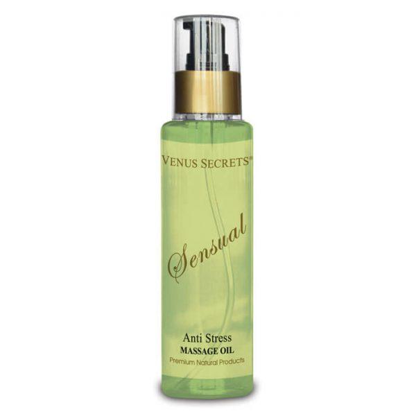 Anti Stress with Organic Olive Oil 150ml