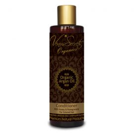 Conditioner with Argan Oil Honey and Pomegranate 250ml