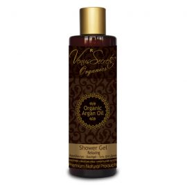Shower Gel with Argan Oil and Olive Extracts 250ml