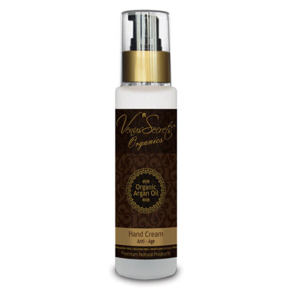 Anti-Age Hand Cream with Argan Oil and Organic Olive 100ml