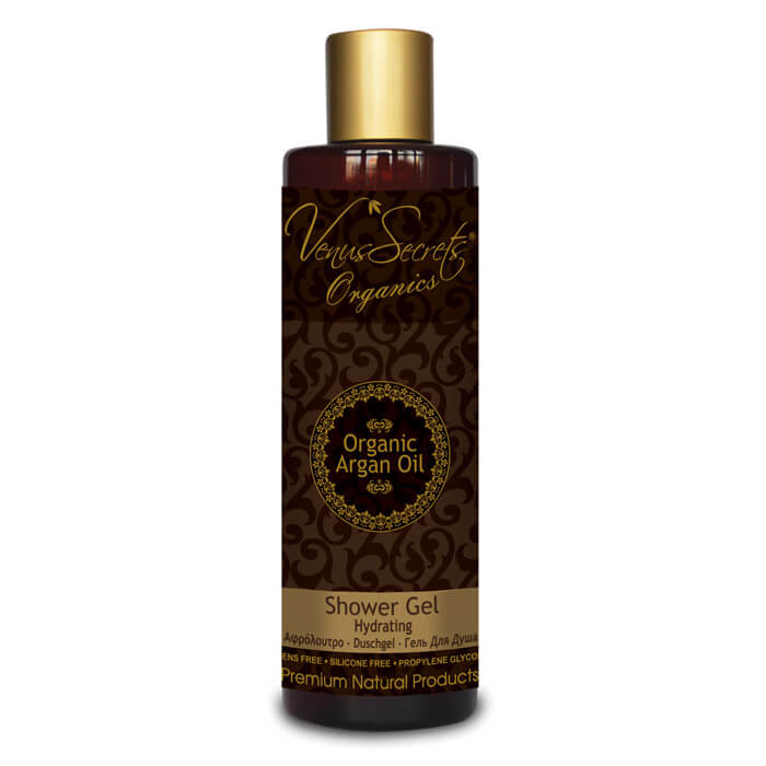 Shower Gel with Argan Oil 250ml