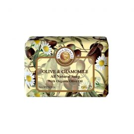 Soap-Olive-Oil-and-chamomile-wrapped-150g