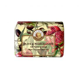 Soap-Olive-Oil-and-pomegranate-wrapped-150g