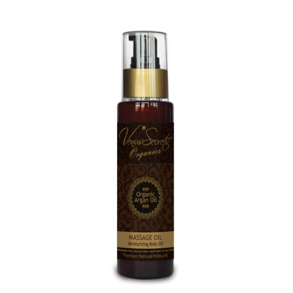 Massage Oil with Olive and Argan Oil 100ml