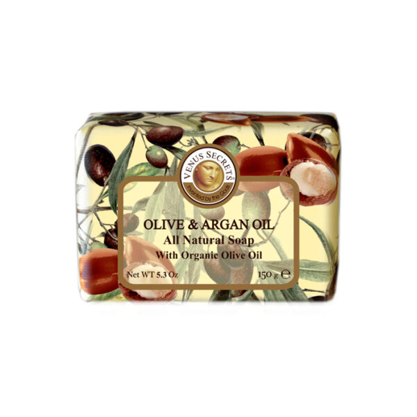 Soap-Olive-Oil-and-argan-oil-wrapped-150g