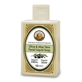 Aromatherapy with Organic Olive and Aloe Vera 125ml