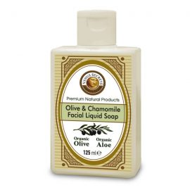 Aromatherapy with Organic Olive and Chamomile 125ml