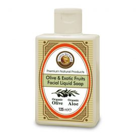 Aromatherapy with Organic Olive and Exotic Fruits 125ml