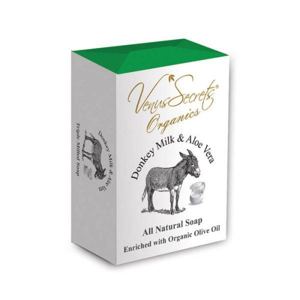 Donkey Milk and Aloe Vera 150g