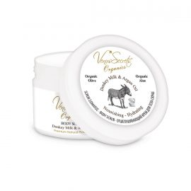 Body-Scrub-with-Donkey-Milk-Organic-Olive-and-Argan-Oil-280ml