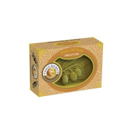 Soap-Olive-Oil-and-argan-oil-coloured-box-125g