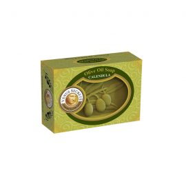 Soap-Olive-Oil-and-calendula-coloured-box-125g