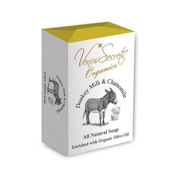 Donkey Milk and Chamomile 150g