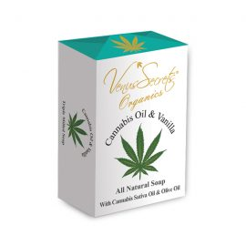 Soap-Cannabis-Oil-and-vanilla-150g
