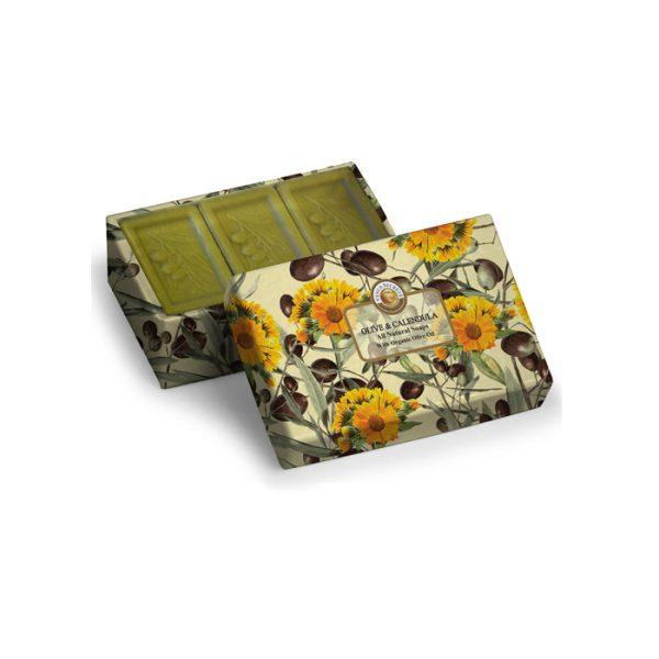 Soap-Olive-Oil-and-calendula-3x150g