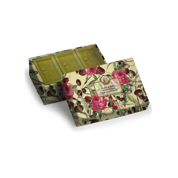 Soap-Olive-Oil-and-rose-3x150g