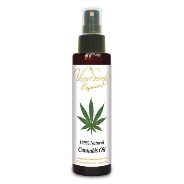 100% Natural Oil with Refined Cannabis Oil 100ml