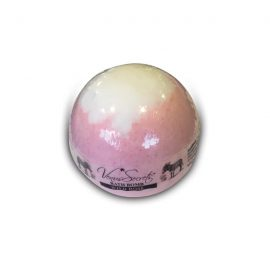 Bath Bomb with Donkey Milk and Wild Rose 190g