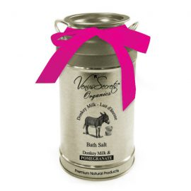 Bath Salt Donkey Milk and Pomegranate 400g