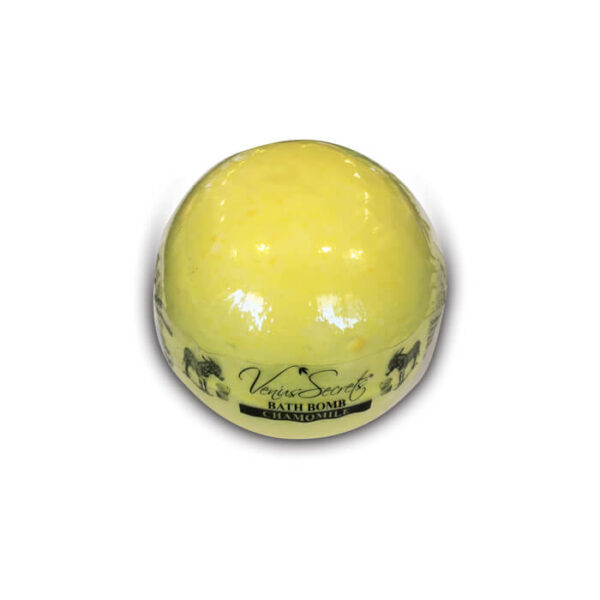 Bath Bomb with Donkey Milk and Chamomile 190g