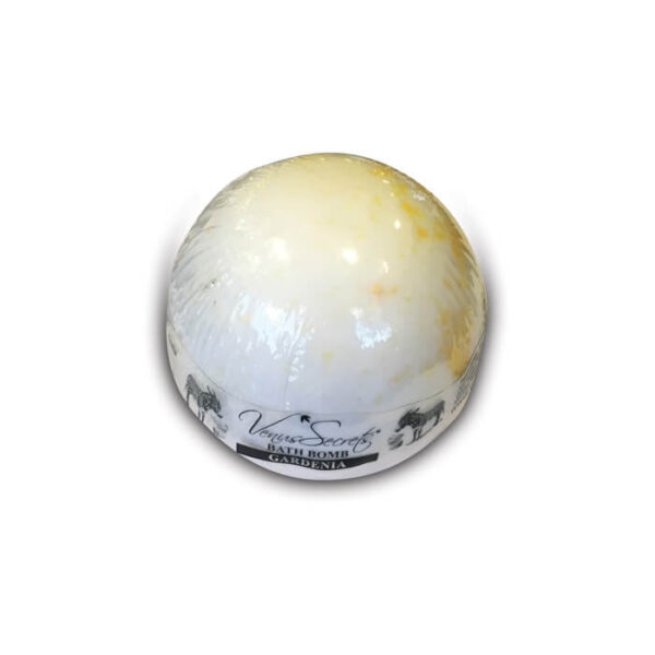 Bath Bomb with Donkey Milk and Gardenia 190g