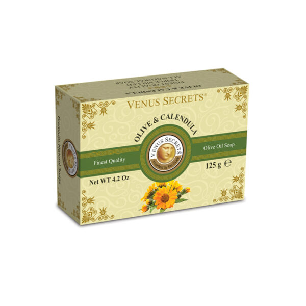 Soap-Olive-Oil-and-calendula-smell-here-125g