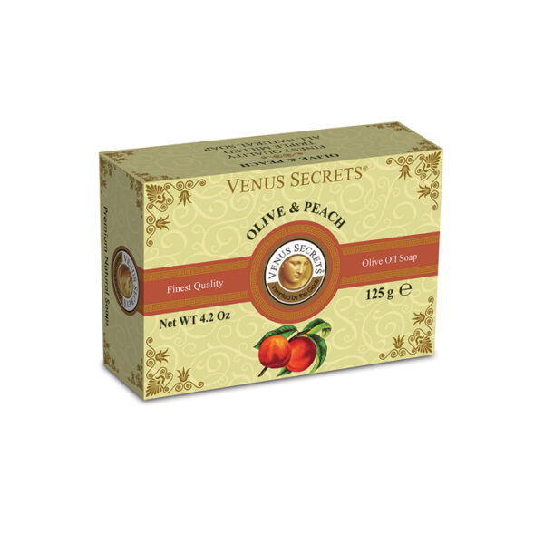 Soap-Olive-Oil-and-peach-smell-here-125g
