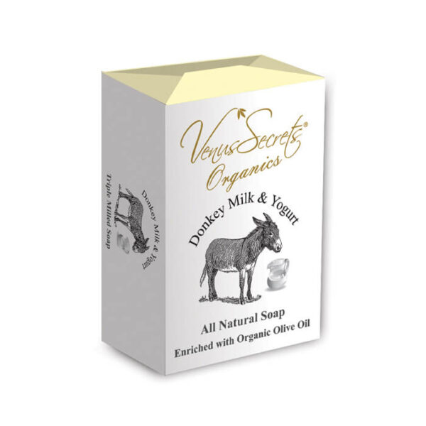 Donkey Milk and Yogurt 150g