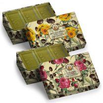 Σαπούνι Ελαιολάδου σε συσκευασία δώρου 3x150g