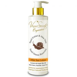 Body Lotion with Snail Extract, Olive Oil and Aloe Vera 250ml