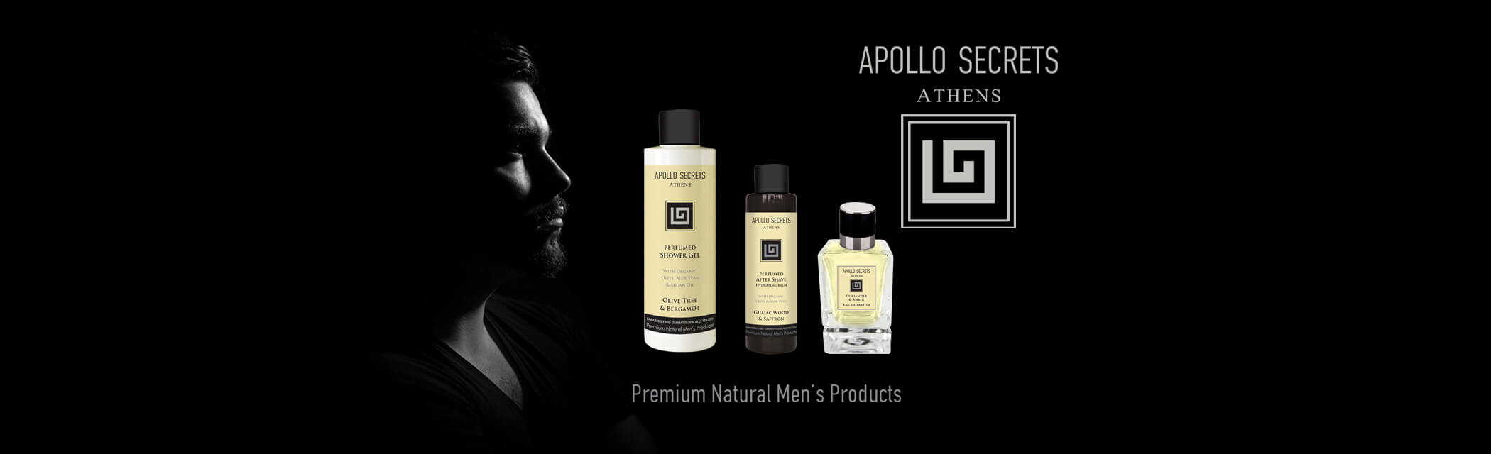 Appolo Secrets Premium Natural Men 's Products