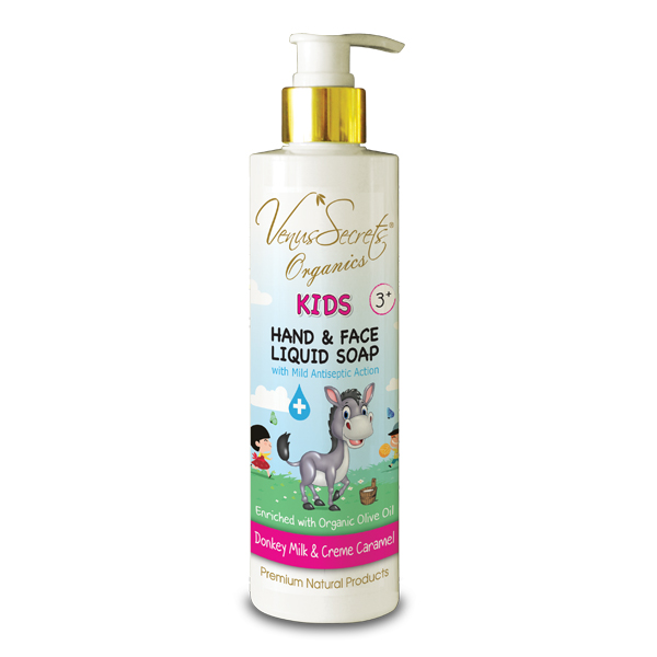 Hand-and-Face-Liquid-Soap-with-Donkey-Milk-and-Creme-Caramel-250ml