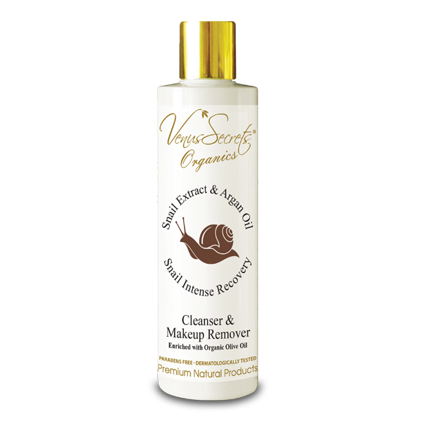 Snail-Extract-Cleanser-and-makeup-remover-with-Argan-Oil-250ml