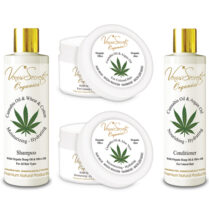 Cannabis Oil Hair Care
