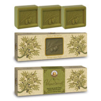 Olive Soap Gift Box 3x100g