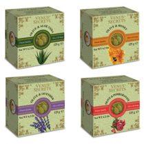 Olive Soap Square Box 125g